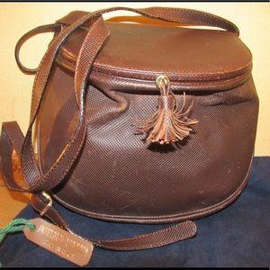 Vintage Bottega Veneta Textured crossbody Bag
